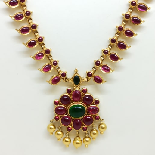 Pink And Green Stone Haram