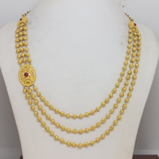 Gundu Necklace