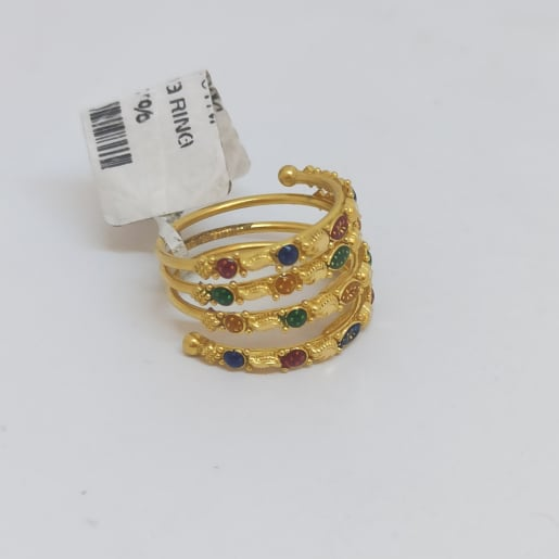Colour Stones Ring