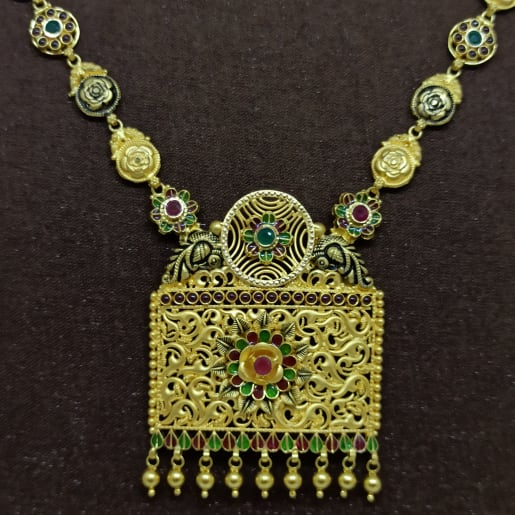 Square Nakash Necklace