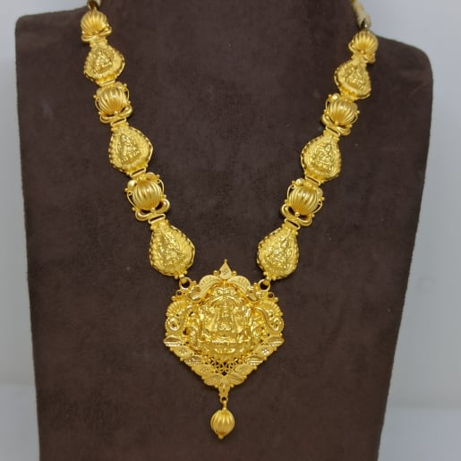 Sri Lakshmi Traditional Necklace