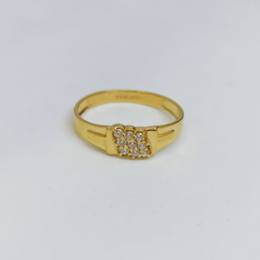 Yashesh Cz Ring