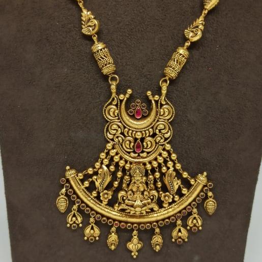 Lakshmi Jhula Antique Haram