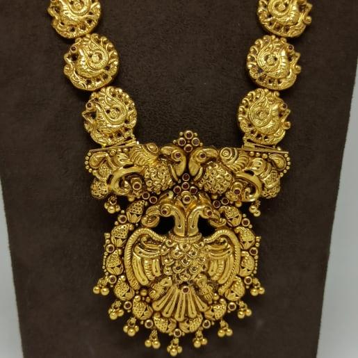 Designer Peacock Antique Haram