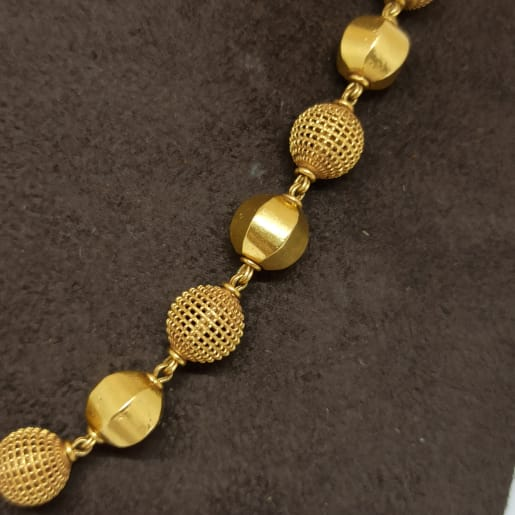Designer Ball Necklace