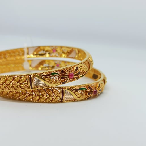Vrusha Traditional Bangles