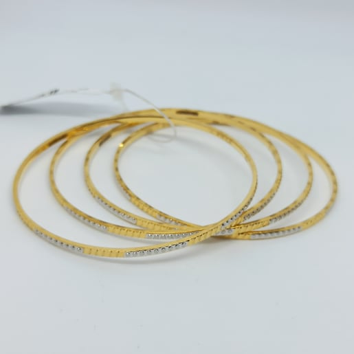Plain Cutting Bangles