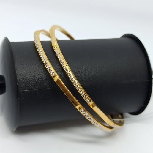 Rima Gold Bangles