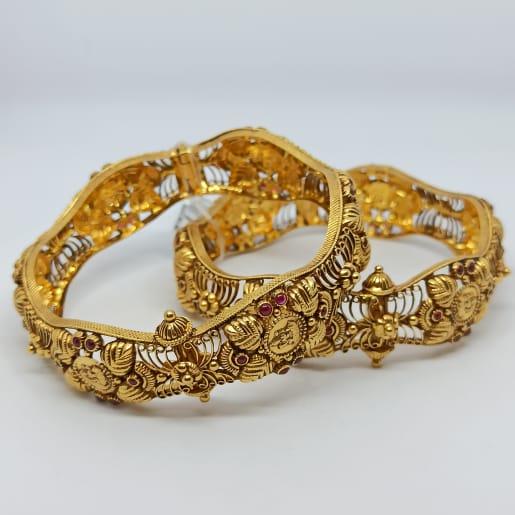 Lakshmi Jali Designer Antique Bangles
