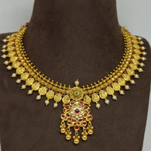 Harsha Antique Necklace
