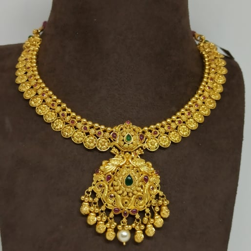 Rekha Traditional Necklace