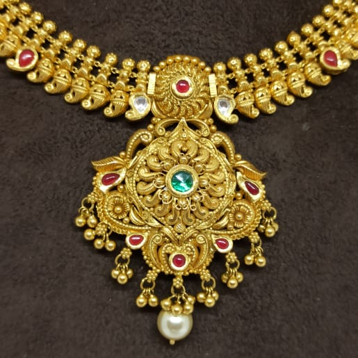 Harshitha Traditional Necklace