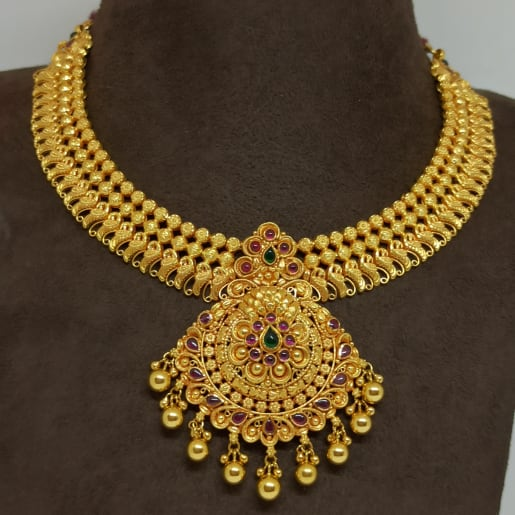 Kasina Sara Traditional Necklace