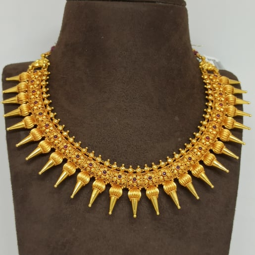 Bead Cone Traditional Necklace