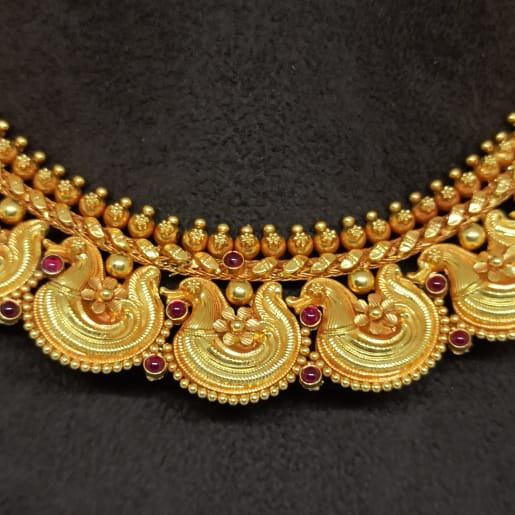 Yamini Traditional Necklace