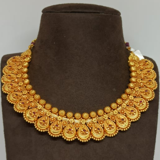 Janki Traditional Necklace
