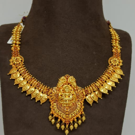Lakshmi Ethnic Necklace