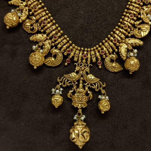 Maahira Antique Necklace