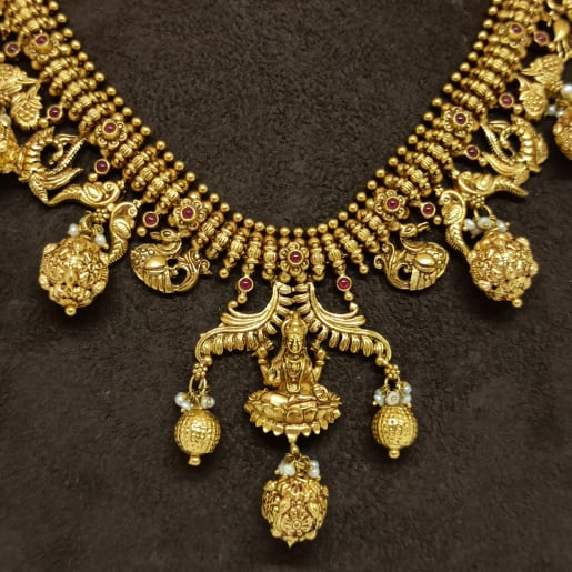 Lalitha Antique Necklace