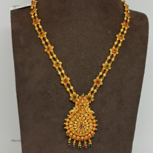 Floral Mala Traditional Necklace