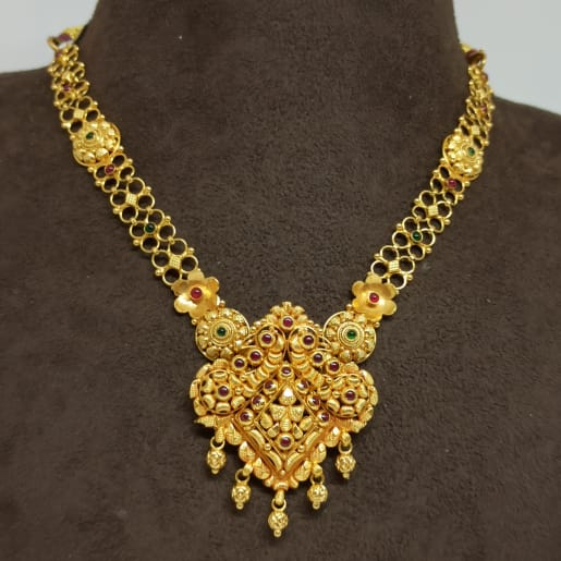 Anuradha Traditional Necklace