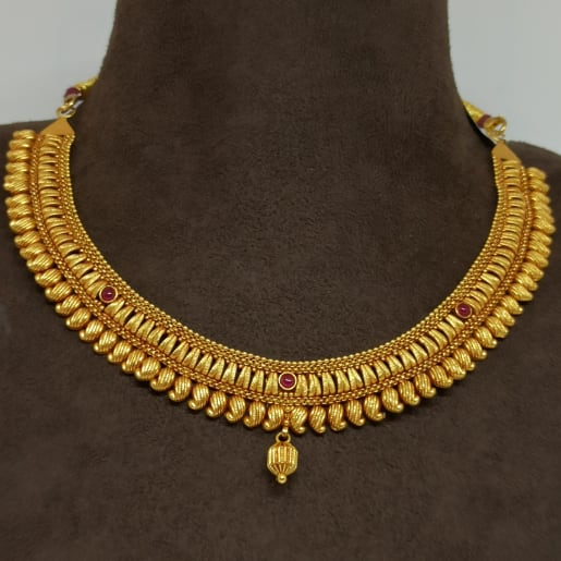 Parvathi Traditional Necklace