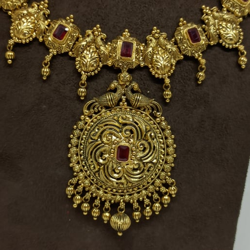 Nakash Designer Antique Necklace