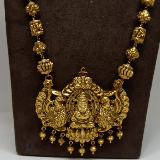 Lakshmi Nakash Antique Haram