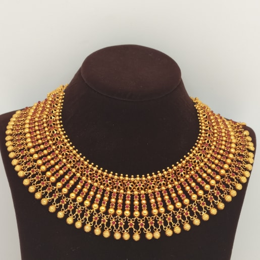 Sun Traditional Necklace