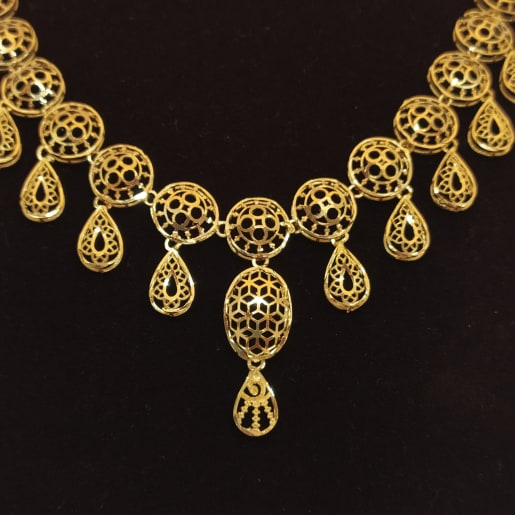 Nithya Plain Necklace