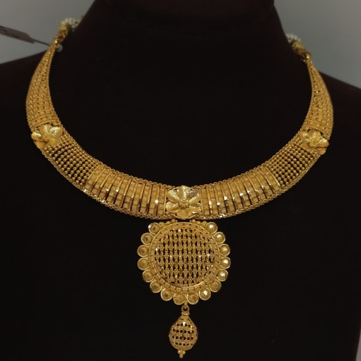 Pooja Plain Necklace