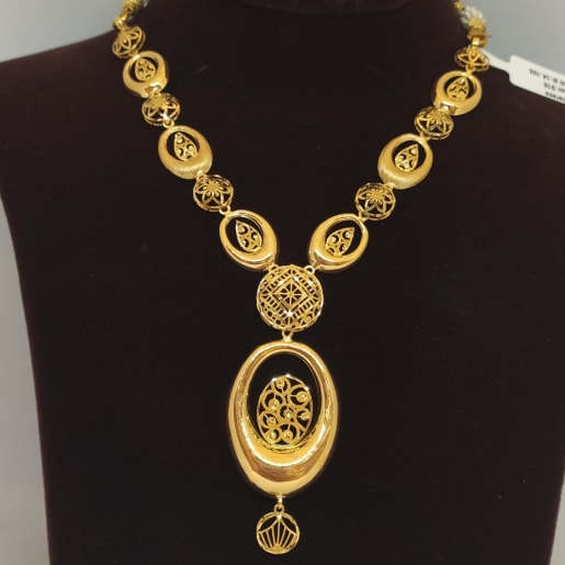 Geetha Plain Necklace