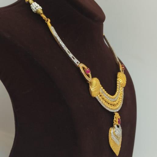 Dil Cz Necklace