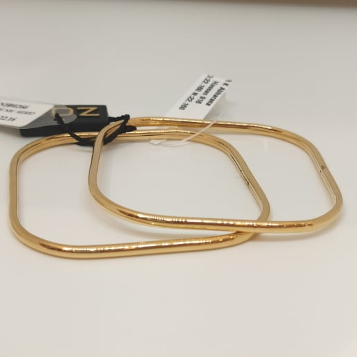 Box Plain Bangle