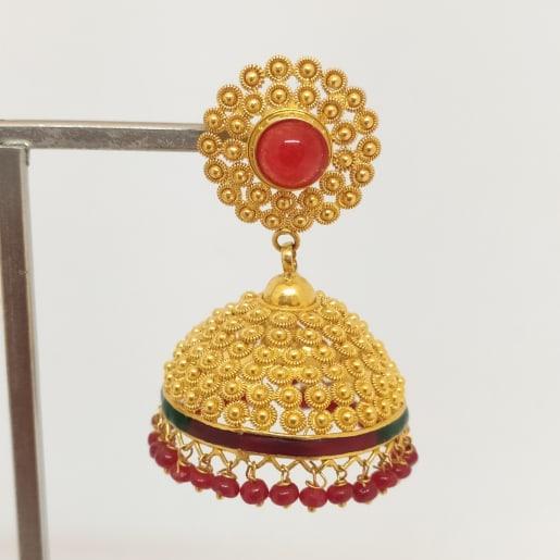 Meena Fancy Jhumka