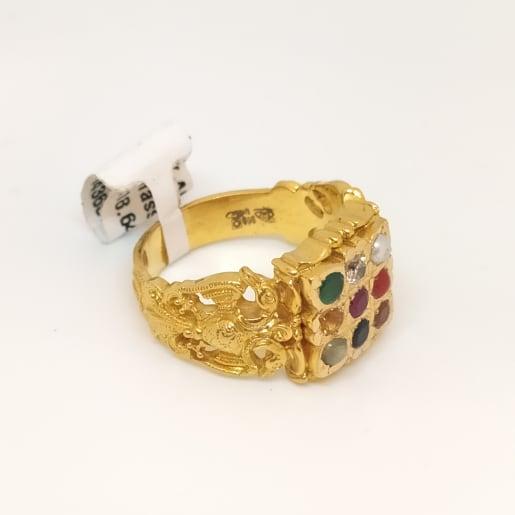 Navrathna Ring
