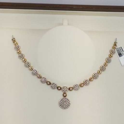 Harshitha Cz Necklace