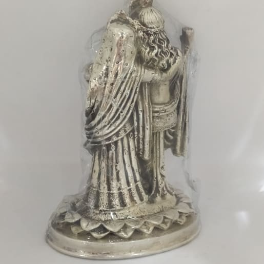 Antique Radha Krishna Idol