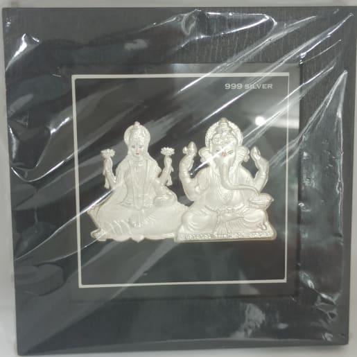 Ganesha And Lakshmi Frame