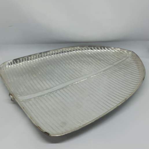 Banana Silver Plate