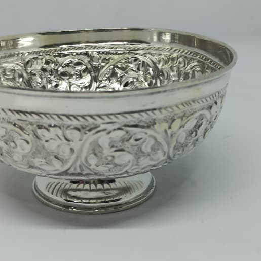 Flower Bowl 4