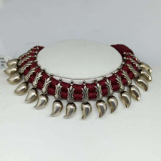 Antique Silver Necklace 2