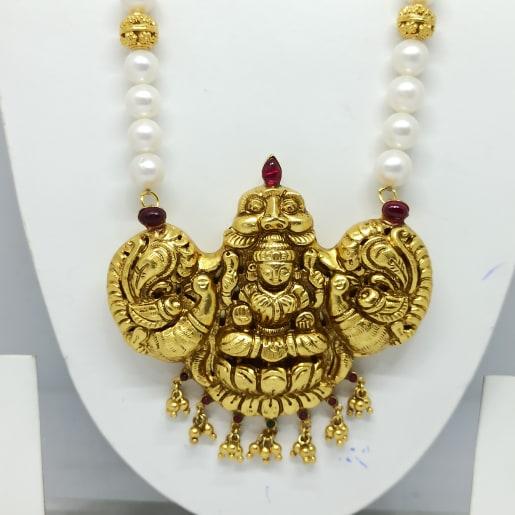 Antique Lakshmi Moti Haram