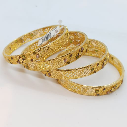 Designer Bangles Set Of 4