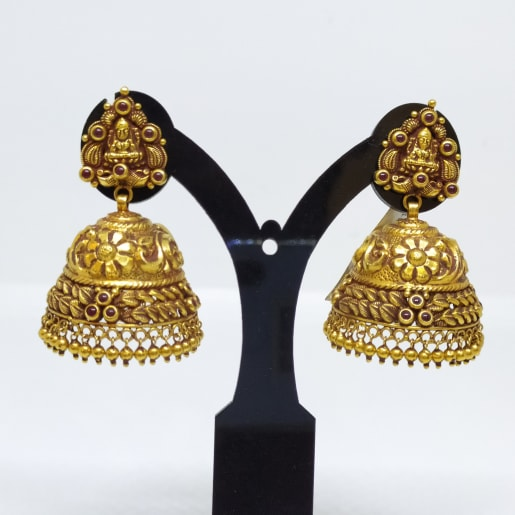 Lakshmi Traditional Jhumka