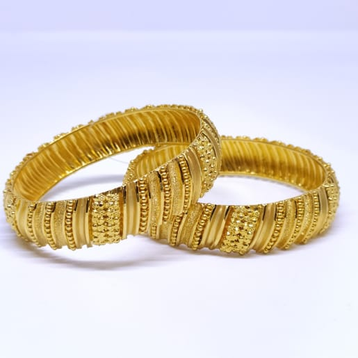 Slash Bead Bangles