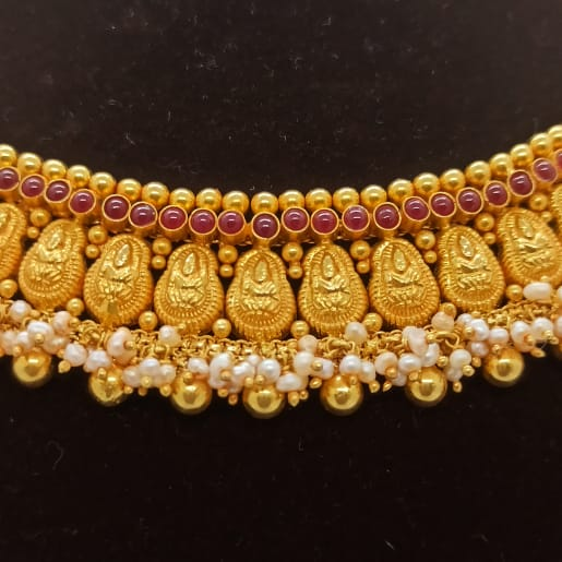 Kasina Sara Moti Necklace