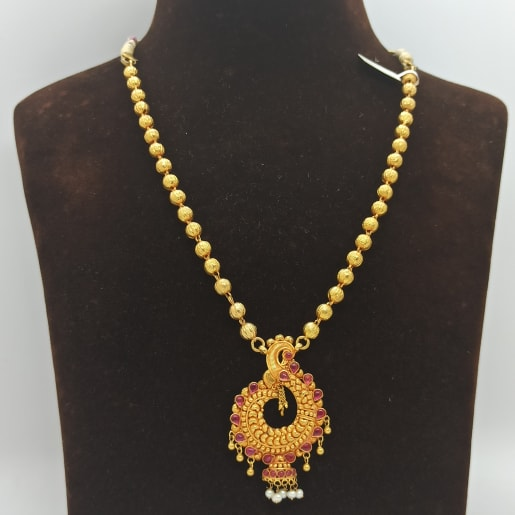 Urmila Traditional Bead Necklace
