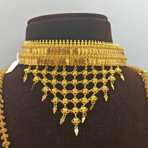 Designer Haram Necklace Set