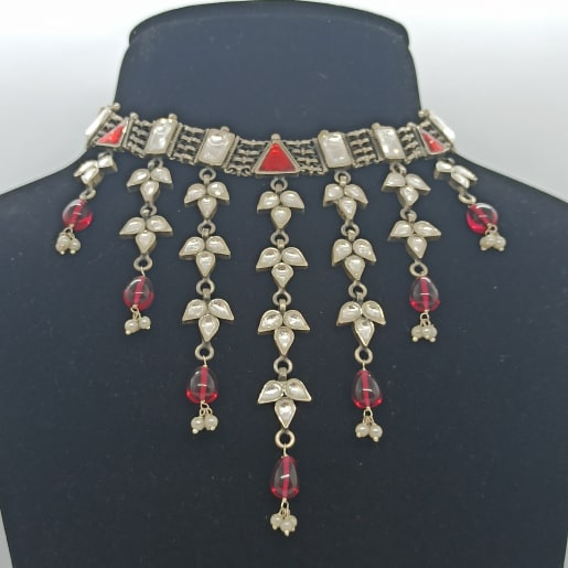 Colorstone Antique Necklace